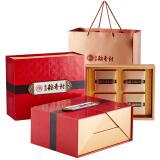 北京稻香村 月饼礼盒 如意结中秋月饼720g,北京稻香村