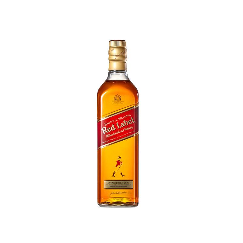 尊尼获加红牌威士忌(红方)700ml