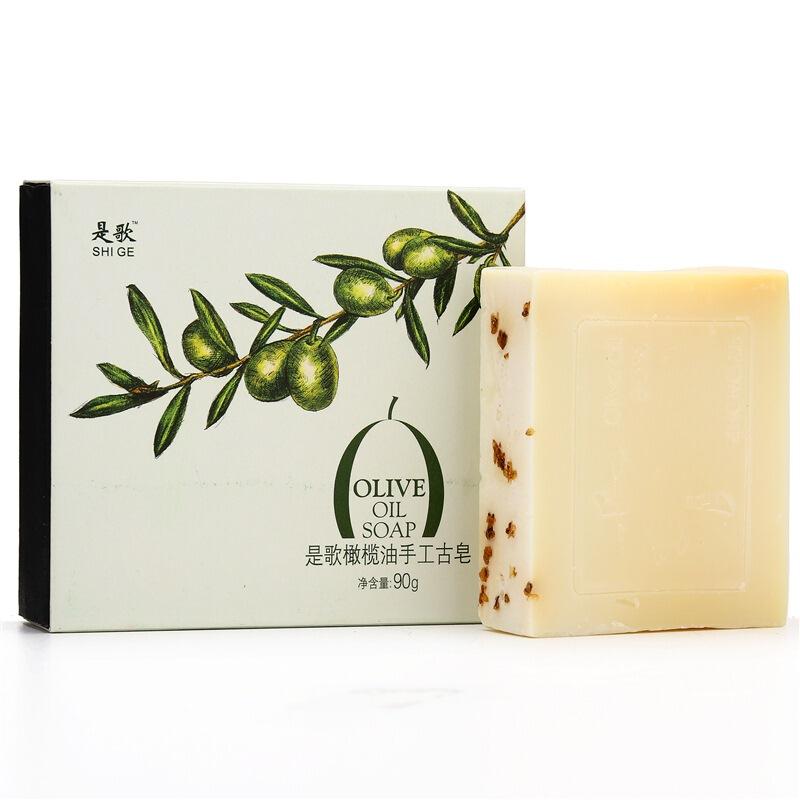 橄榄油 手工冷皂 90g(洁面 沐浴)