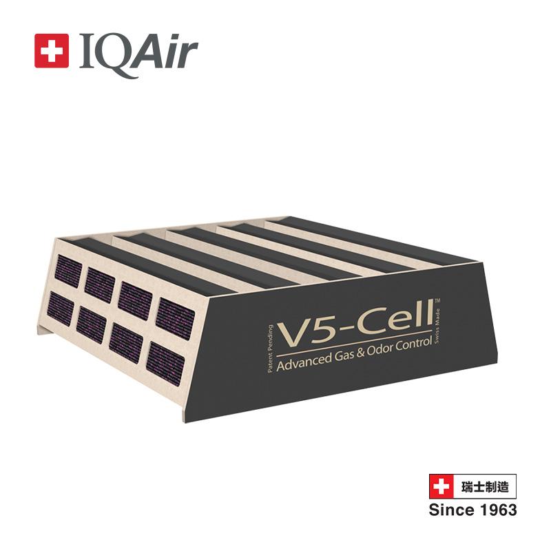 IQAir AURA HealthPro V5-Cell MG 空气净化器滤芯 适用250