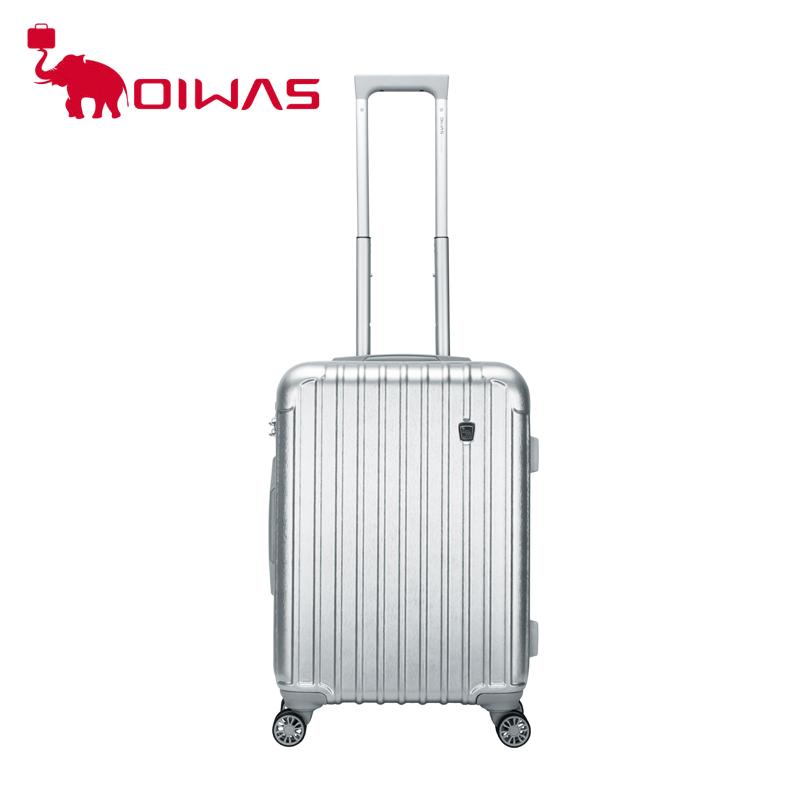 爱华仕(OIWAS)商务出差旅行箱 男女休闲旅游拉杆箱OCX6197U颜色随机(20寸)