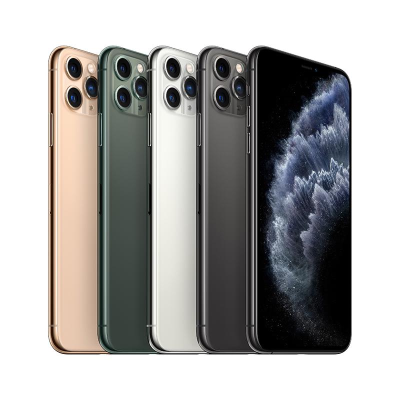 iPhone 11  PRO MAX 64G 金色 银色 深空灰色 暗夜绿色 4色可选