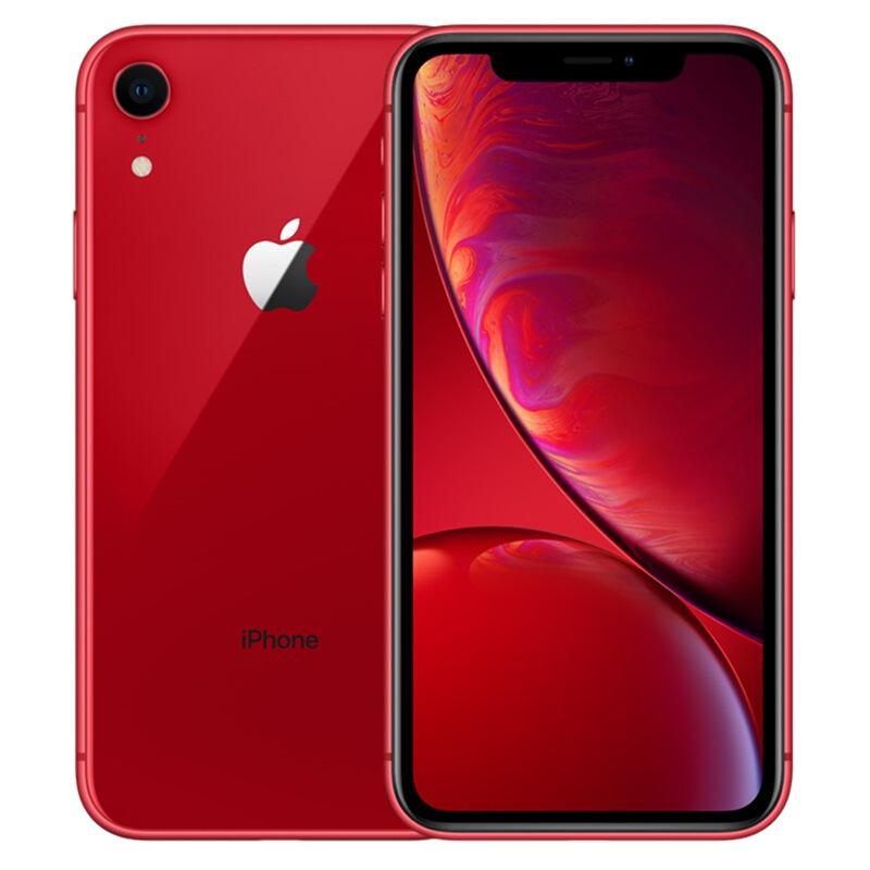 苹果 iPhone XR 手机 全网通 双卡双待