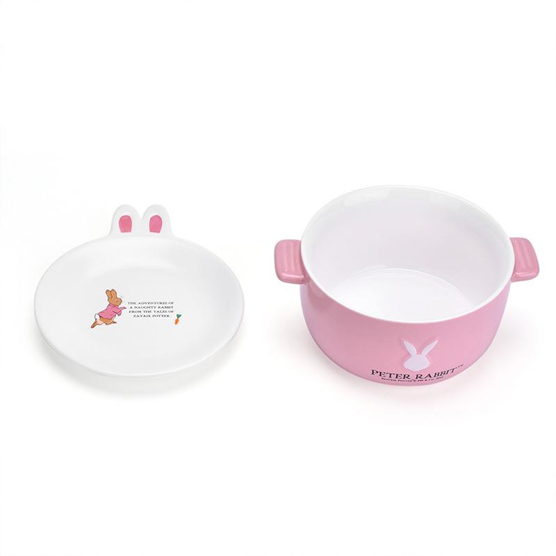 比得兔樱花粉泡面保鲜碗PR-T588