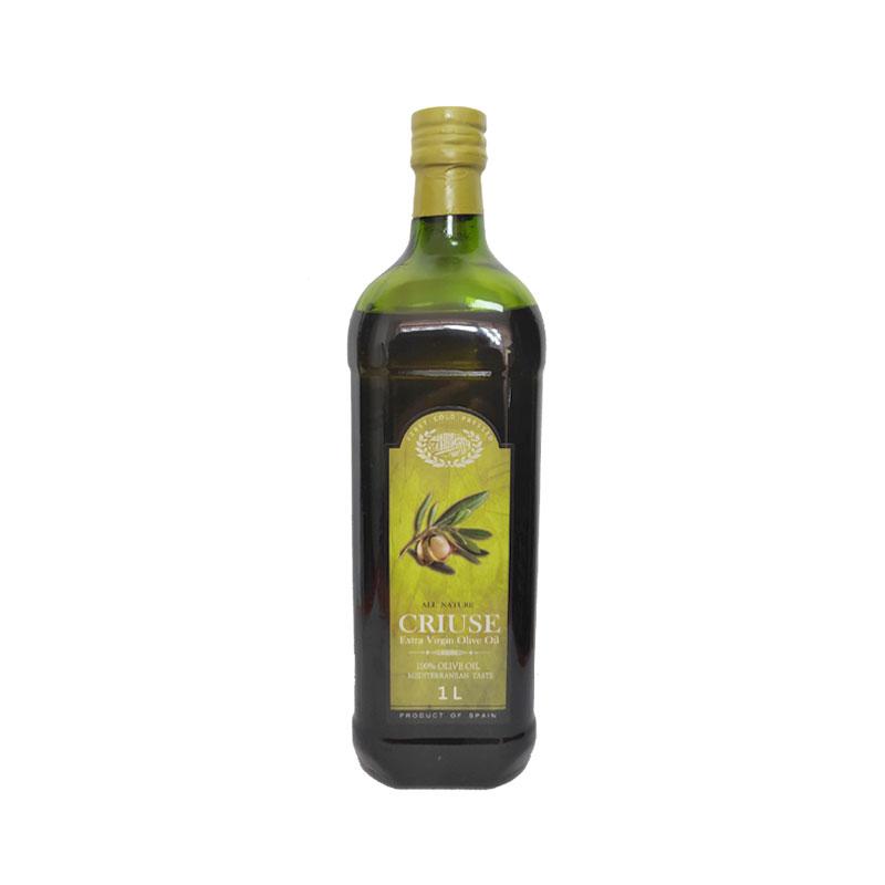 永沁 西班牙柯瑞斯橄欖油 1L/瓶