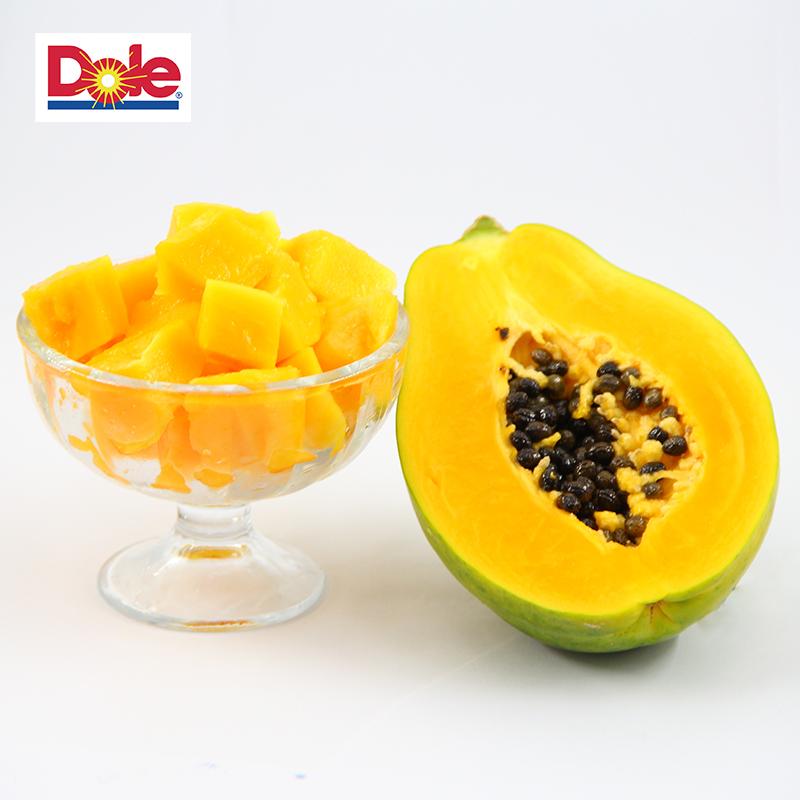 Dole都樂 菲律賓進口木瓜2只裝 單只約410g包郵新鮮水果