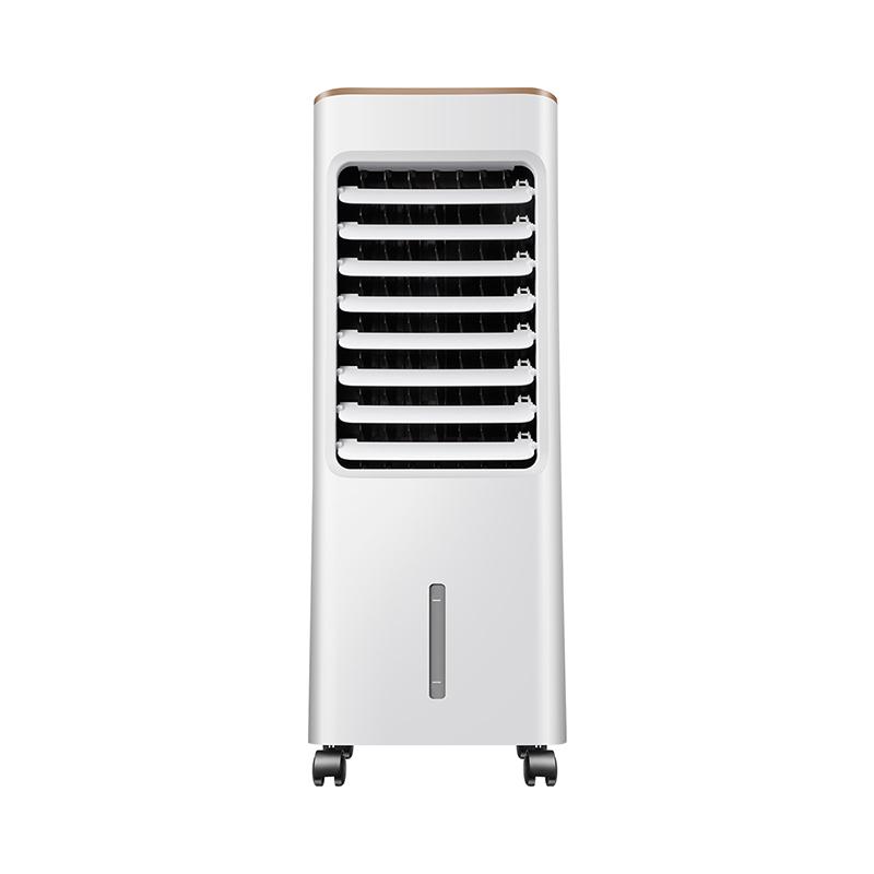 美的(Midea)空調扇 冷風扇 制冷器移動小型電風扇 家用大風量迷你空調扇AAB10A