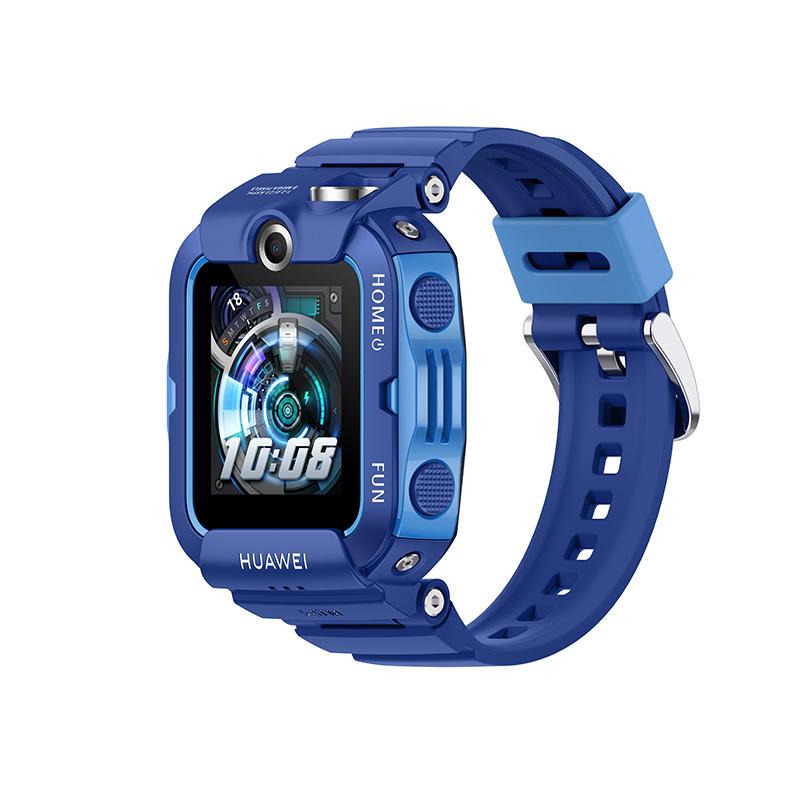 华为儿童手表4X智能通话手表高清双摄4G全网通11重定位50米防水