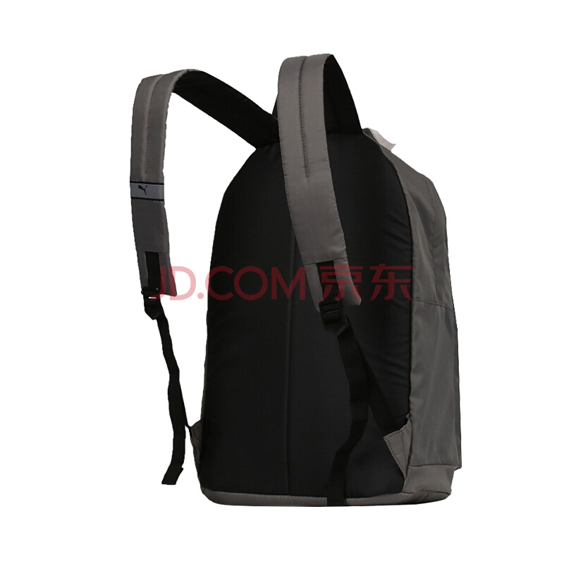 彪马(PUMA)男女 双肩包 背包 休闲包 学生书包 CLASSIC 运动包 075752 02木炭灰色中号,彪马(PUMA)