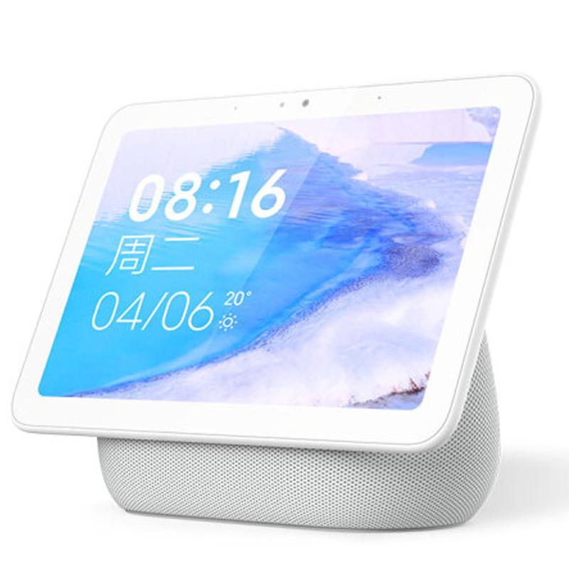 小米小爱同学触屏音箱Pro 8平板智能音箱 白色
