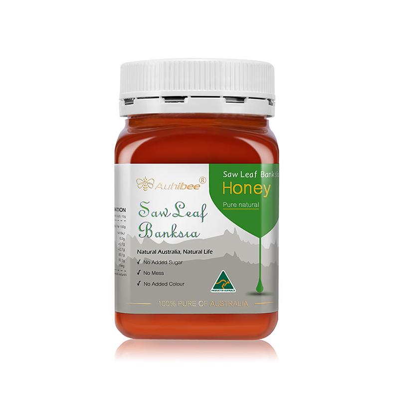 澳碧山龙眼蜂蜜 Saw leaf banksia Honey