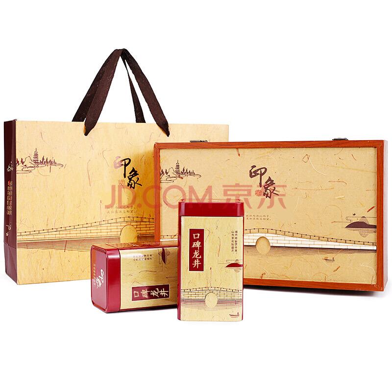 画茗茶叶 2020新茶 明前龙井茶250g绿茶礼盒装西湖,画茗(PAINTING TEA)