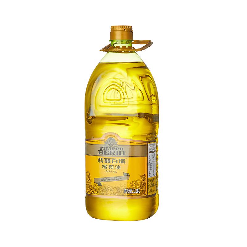 翡丽百瑞橄榄油1.68L