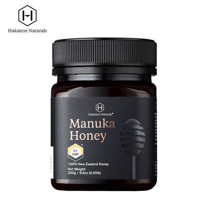 荷塔威麥盧卡蜂蜜UMF5+250g