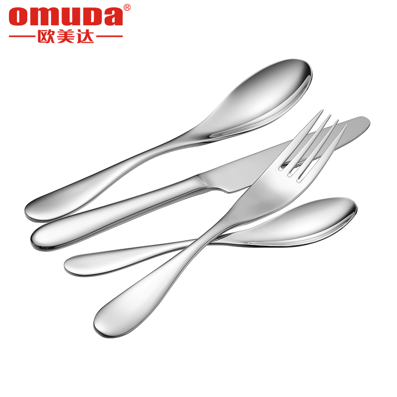 欧美达 香格里拉刀叉勺4件套
