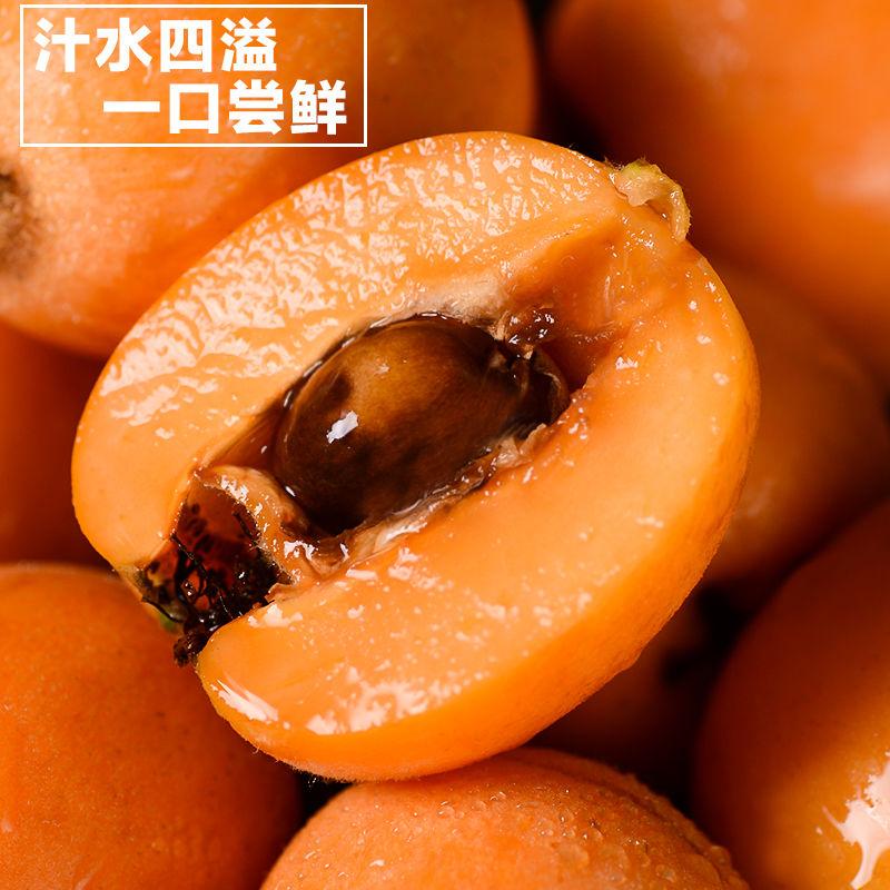 天時農業云南高原枇杷汁多肉厚