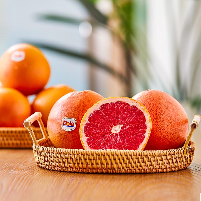 【Dole都乐】都乐南非进口西柚4粒进口西柚 柚子 单果约300g