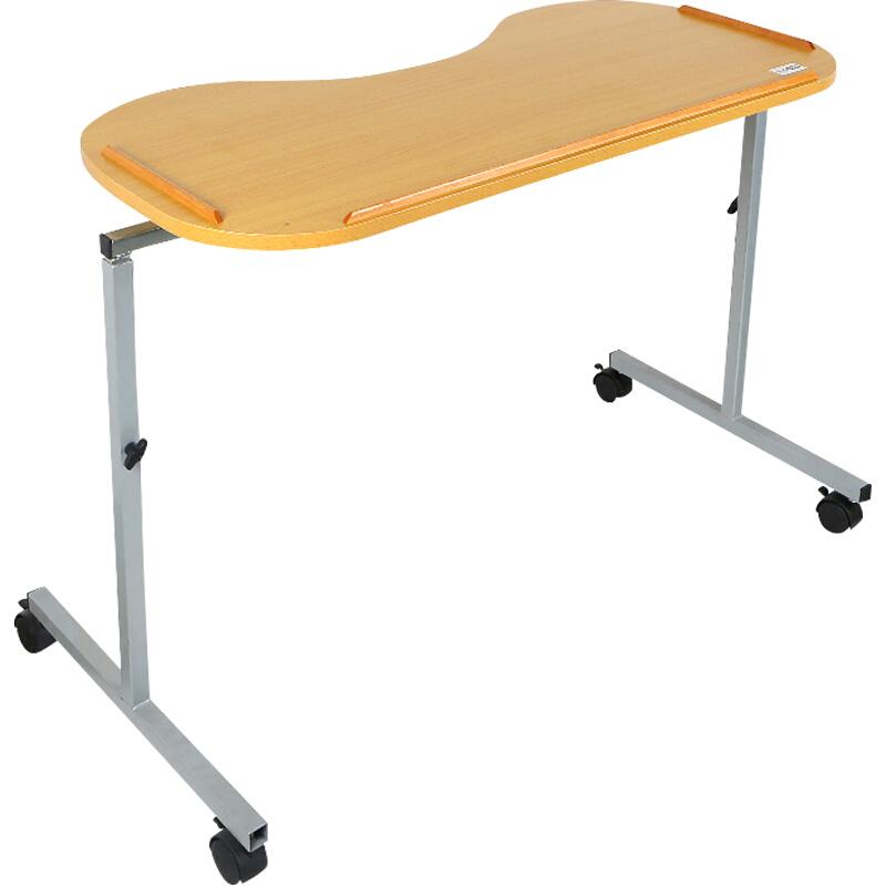 好步(HEPO)卧床老人床边桌床上吃饭桌护理卧床病人可升降护理桌LQX-070002