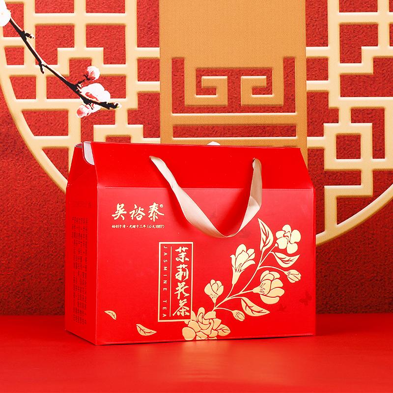 吴裕泰福礼茉莉花茶