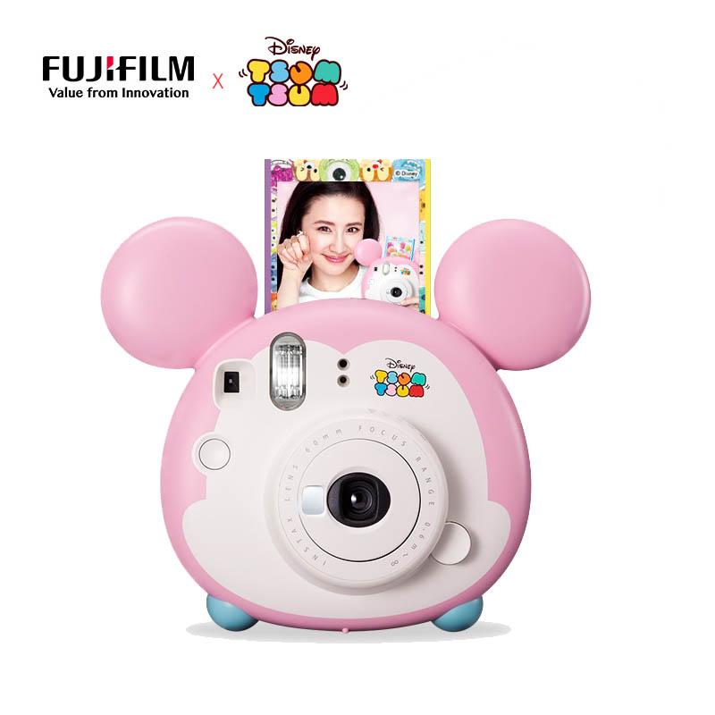 富士(FUJIFILM)INSTAX 一次成像相机 拍立得 MINI迪斯尼TSUM TSUM 松松定制相机