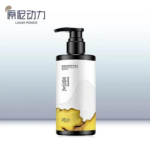 原泥动力 生姜洗发水400ml