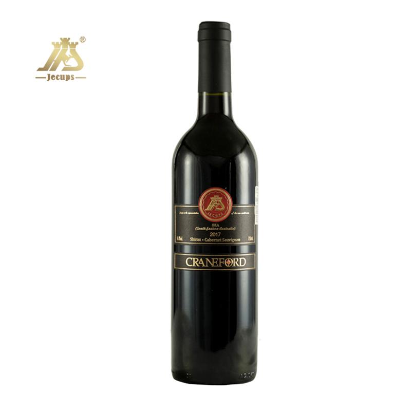 澳洲原装进口葡萄酒(凯富酒庄)吉卡斯凯富·男爵庄主干红750ml单瓶装