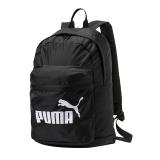 彪马(PUMA)男女 双肩包 背包 休闲包 学生书包 CLASSIC 运动包 075752 01黑色中号,彪马(PUMA)