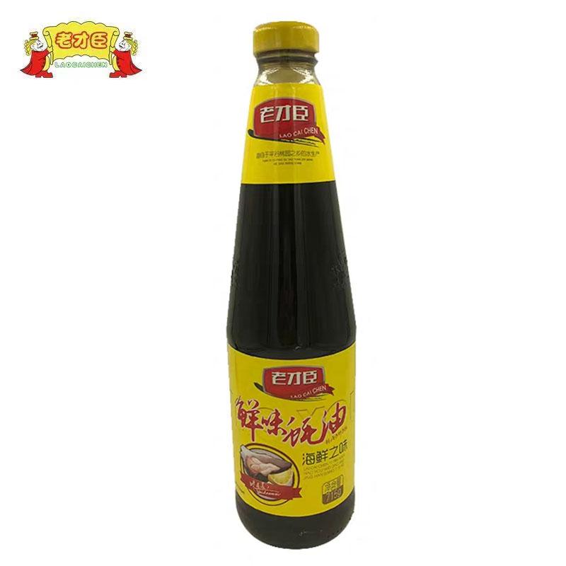 老才臣 鲜味蚝油 715克 凉拌炒菜火锅烧烤
