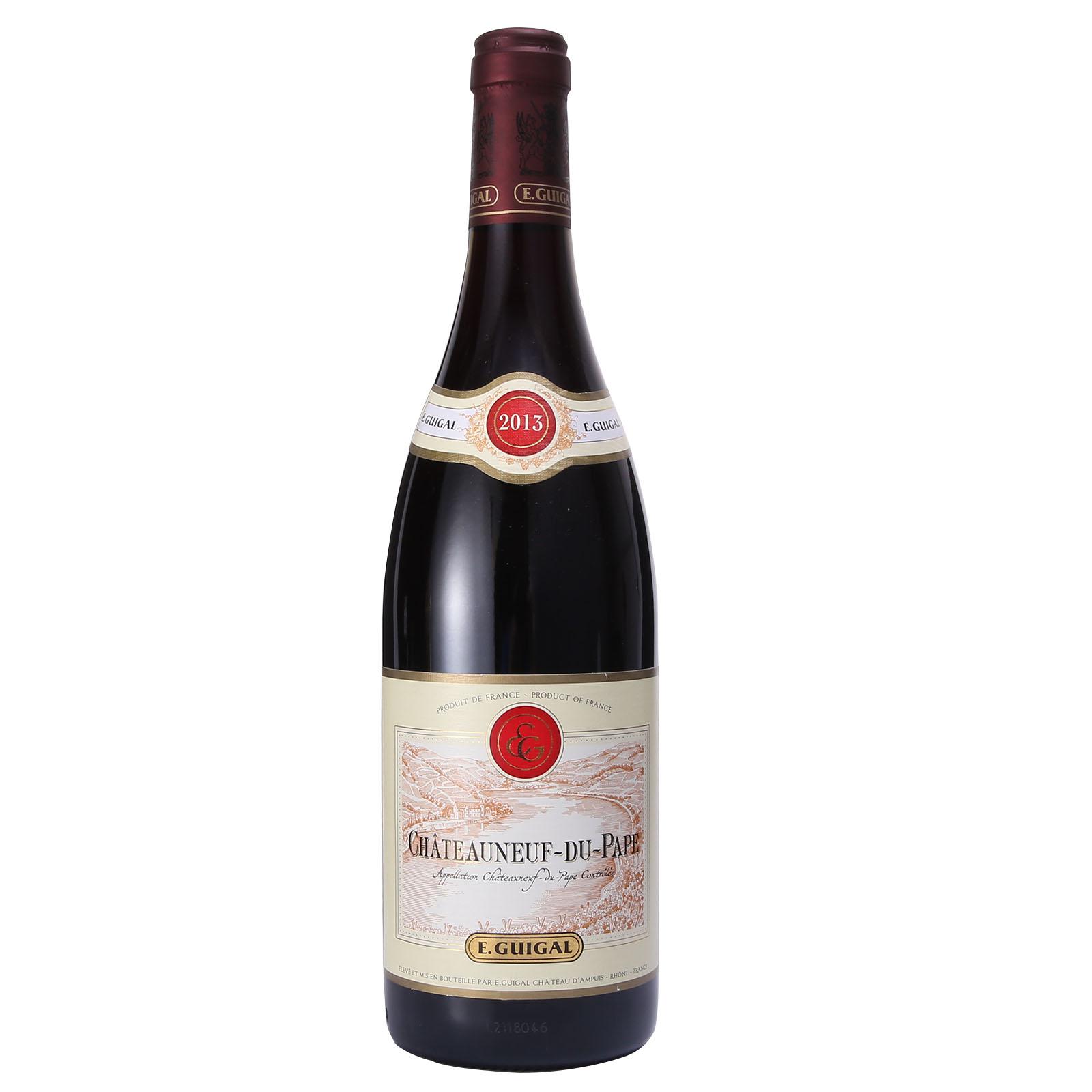 吉佳樂世家教皇新堡法定產區紅葡萄酒 E Guigal Chateauneuf du Pape