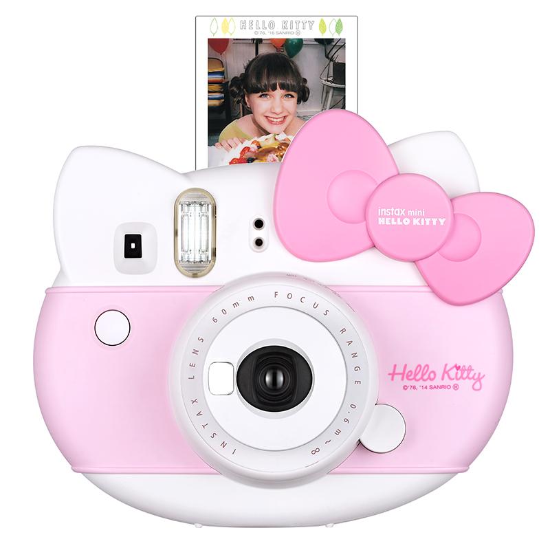 富士(FUJIFILM)INSTAX 一次成像相机 拍立得 HelloKitty特别定制版相机