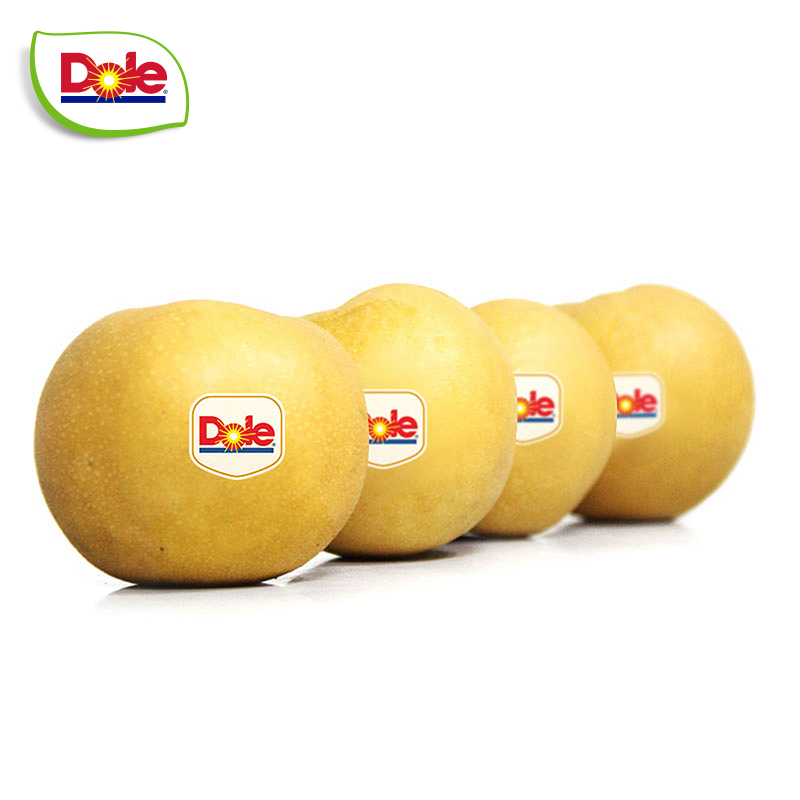 【Dole都樂】都樂水果 當季梨 新鮮水果 山東豐水梨 實惠2.5kg裝