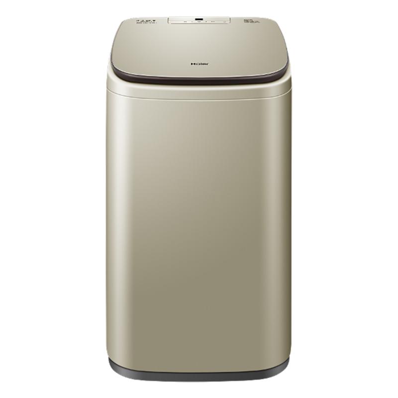 海尔(Haier)3.3公斤波轮迷你全自动 婴儿专用洗衣机 小 儿童 高温杀菌蒸汽烫洗 MBM33-R178