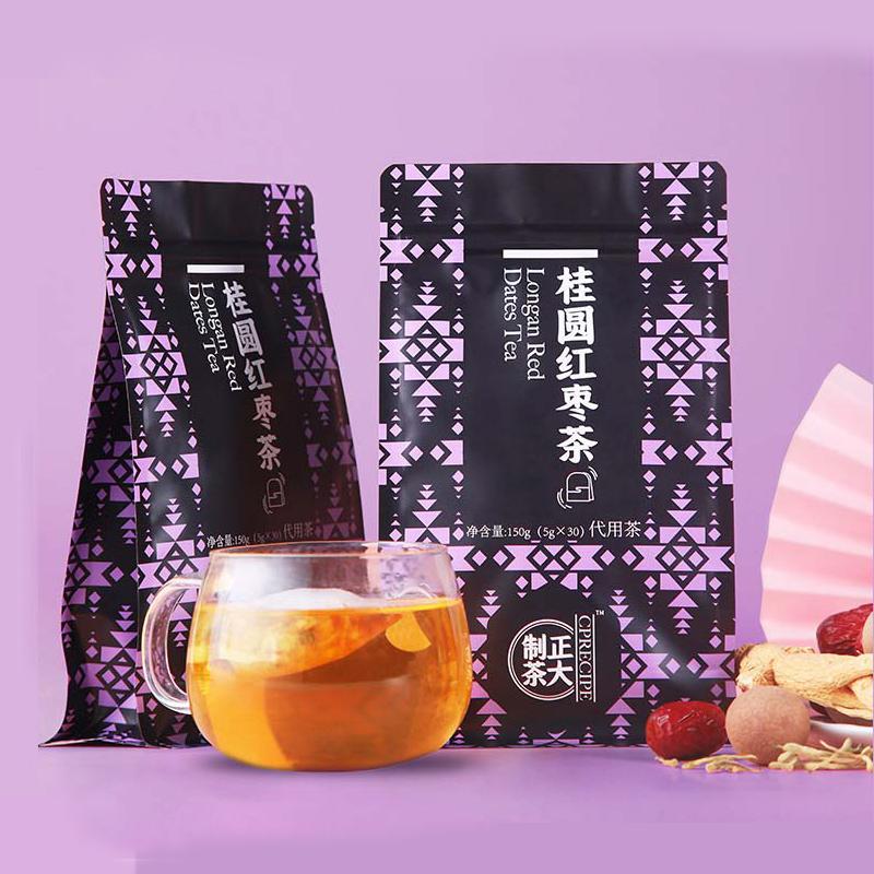 正大玉膳坊 桂圆红枣茶袋泡茶买2送1调理气血养生茶