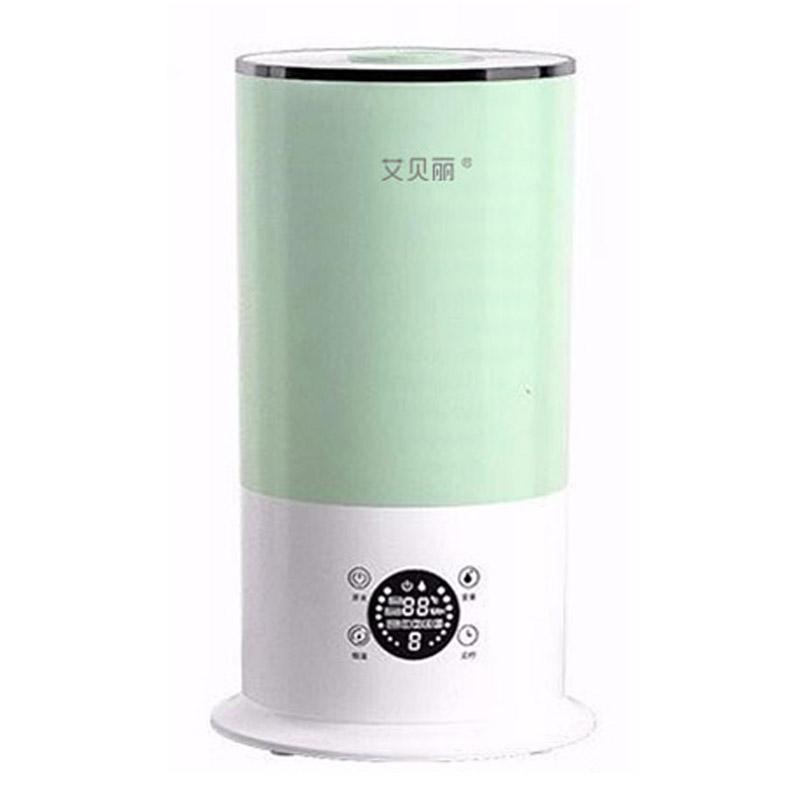 艾贝丽加湿器 MR-198-Z电脑款 上加水加湿器家用静音卧室大容量喷雾孕妇婴儿空气净化小型